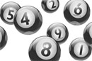 Numbered Balls Image