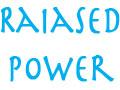 Raised Power Image