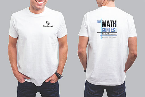 The Math Contest T-Shirt